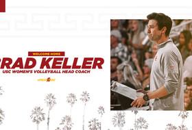 Brad Keller Named USC Women's Volleyball Head Coach