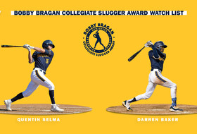 Selma, Baker Named To Slugger Watch List