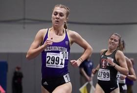 Rainsberger, Rowe Charge Up NCAA 3k Lists