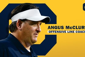 Angus McClure Named Offensive Line Coach