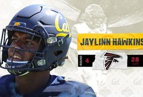 Atlanta Takes Jaylinn Hawkins In Fourth Round Of NFL Draft