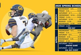 Spring Football To Begin March 4