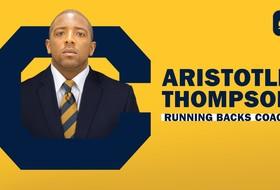 Aristotle Thompson Joins Cal As Running Backs Coach