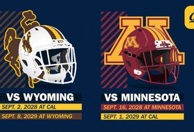 Cal Adds Minnesota And Wyoming To Future Schedules