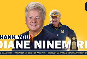 Diane Ninemire Steps Down As Cal Softball Coach