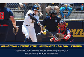 Cal Heads To The Fresno State Kickoff Invitational This Week