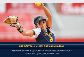 Bears Continue SoCal Trips With Judi Garman Classic This Week