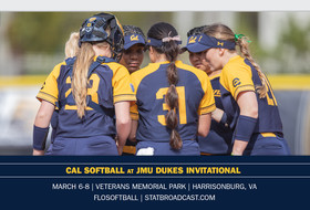 Bears Head East For Second Time In 2020 For JMU Dukes Invitational