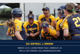 Cal Hosts No. 9 Oregon In Pac-12 And Home Opener