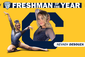 DeSouza Honored As Pac-12 Freshman of the Year