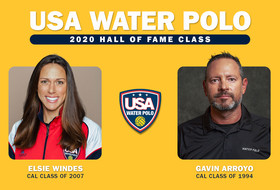 Arroyo, Windes Named To USA Water Polo Hall Of Fame