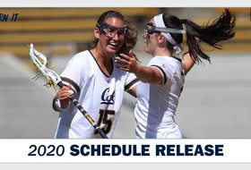 Cal Announces 2020 Schedule