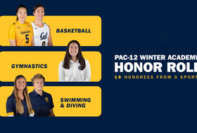 Pac-12 Winter Academic Honor Roll Announced