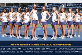 Cal Plays UCLA, Pepperdine In SoCal