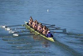 No. 1 UW Women Win Four Of Five Races At No. 2 Cal