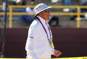 Track and Field's Greg Kraft to Move into Associate Athletic Director Role