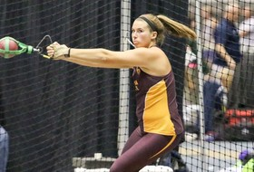 Four Sun Devils Challenging for Indoor NCAA Track and Field Championships in Albuquerque