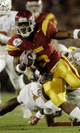 Trojans Fall to No. 2 Texas in Rose Bowl, 41-38