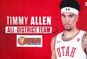 Allen Named to USBWA All-District Team