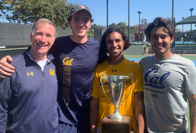 Bears Leave UCSB With Singles, Doubles Titles