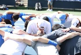 Men's Tennis to Face No. 1 USC Thursday