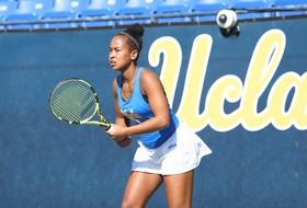 Women's Tennis Hosts Cal Friday in Centennial Match
