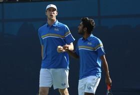 Men's Tennis Edged at Stanford, 4-2