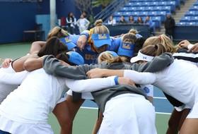 UCLA Set to Face Illinois in ITA Indoors Opener