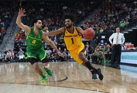 Game Notes: @SunDevilHoops at No. 9 Oregon Saturday at 7:30 p.m. PT on Pac-12 Network