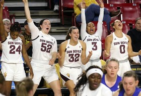 @SunDevilWBB Captures Season Opening Win Over Air Force