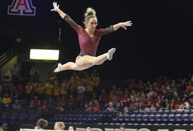 Gym Devils' Christopherson Finishes Season At NCAA Regionals