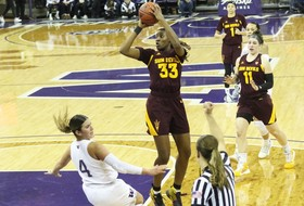 No. 18 @SunDevilWBB Defeats Washington for Fourth Straight Win