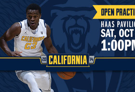 Men's Basketball To Hold Open Practice Oct. 4 at 1 p.m. at Haas