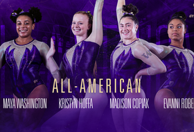 Copiak, Hoffa, Roberson, Washington Earn All-American Honors