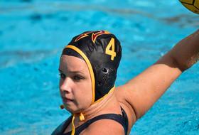 ASU Water Polo Handles No. 9 SJSU, 12-4, In Home Opener