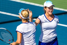 Women's Tennis Heads to Virginia for USTA/ITA National Team Indoors