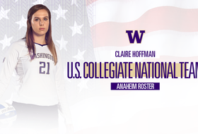 Hoffman Named To Collegiate National Team - Anaheim