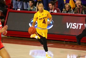 @SunDevilWBB Travels to Los Angeles for Games at No. 10 UCLA, USC