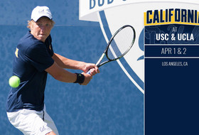 No. 16 Cal Heads South To Face USC, UCLA