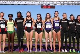 Huge Day for #16 Utah Cross Country, Places Third at Pac-12 Championships.