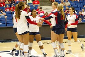 Volleyball Begins Four-Match Homestand on Thursday