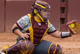 Sun Devil Softball Splits Friday Doubleheader