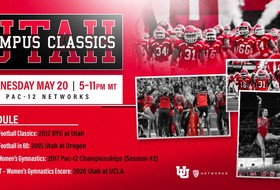Utes To Host Virtual Tailgate For Pac-12's Campus Classics