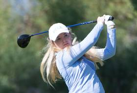 Bronte Law Named to 2014 GB&I Curtis Cup Team