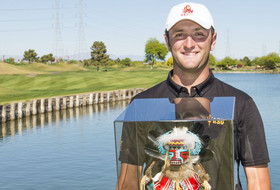 Rahm Garners Third-Consecutive Victory At ASU Thunderbird Invite