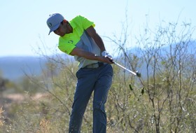 Ducks Tied at Seventh After First Round in Waikoloa