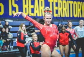 Brilliant Beam Set Pushes No. 3 Utah To Edge No. 12 Cal 197.550-197.325