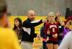 Fiallos Named CU Volleyball Technical Coordinator