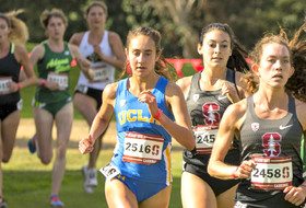 Adler Qualifies for NCAA Cross Country Championships