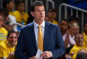 UCLA's Steve Alford Signs One-Year Extension